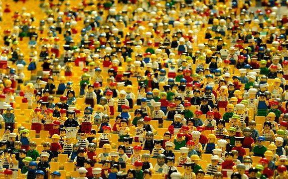 Klocki LEGO a gry na konsole